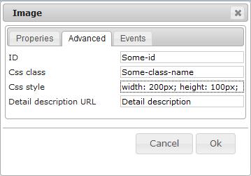 Editor Image   CMS Tools Files   Documentation: Advanced (image)