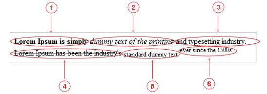 Editor Styling | CMS Tools Files | Documentation (image)