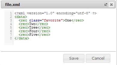 Manager Edit   CMS Tools Files   Documentation: Editor (image)