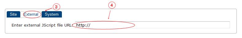New Edit Page JScript | CMS Tools Pages | Documentation: enter URL to external file (image)