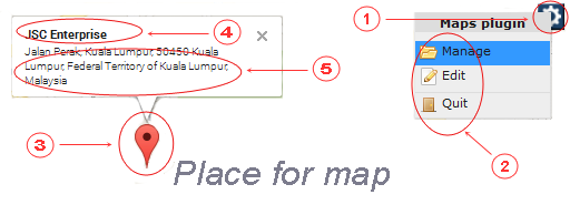 Maps Open | CMS Plugins | Documentation (image)