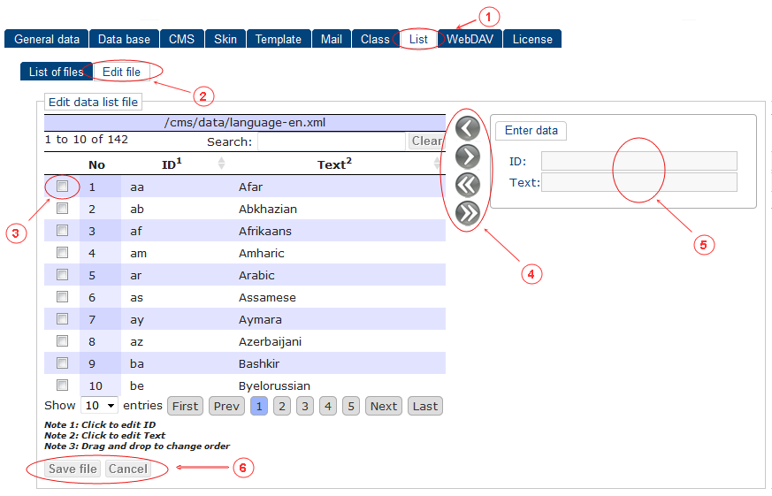 Edit File   CMS Tools Setup   Documentation (image)